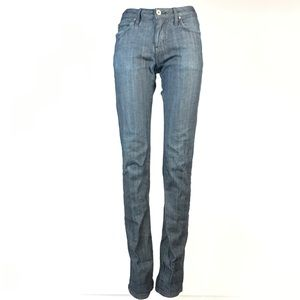 Naked & famous skinny guy jeans 30x35